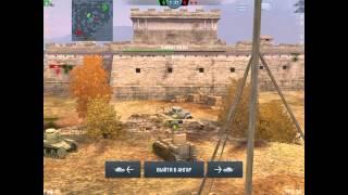 Танк Призрак - Приколы в WoT Blitz . World Of Tanks Blitz - Приколы.