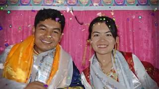 Mr.Samphel weds Miss Cherish-P1
