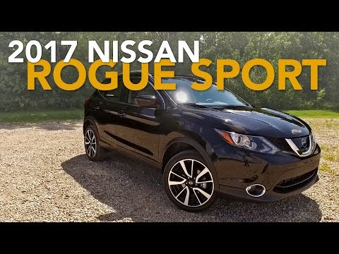 2017 Nissan Rogue Sport Review | Walkaround and Drive