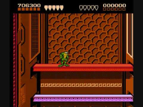Battletoads Walkthrough 06 Evil Rat Race By Newfiebangaa Game