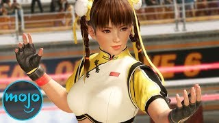Top 10 Surprising Facts About Dead or Alive 6