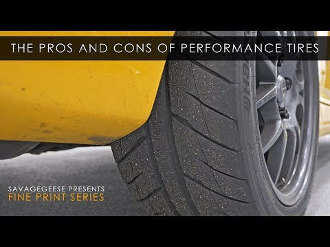 Are High Performance Tires Worth It? | The Fine Print