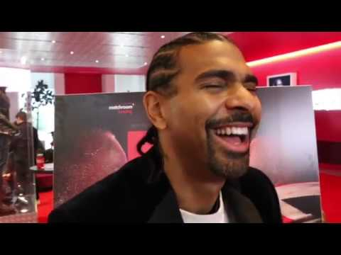 'TYSON FURY WAS ASLEEP!' -DAVID HAYE RAW ON WILDER-FURY DRAW, CHISORA-WHYTE II & KHAN-BROOK-CRAWFORD (видео)