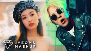 Gambar cover JENNIE & BIGBANG - SOLO X FXXK IT (MASHUP) [feat. PLAYING WITH FIRE & MIC DROP]