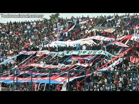 """la banda ya se junto + gol vs rentistas ap 2011"" Barra: La Banda del Parque • Club: Nacional"