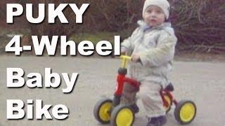 PUKY Pukylino Puky Wutsch - Das erste Laufrad für Ash (Ash 18 months) Kanal für Kinder - Kinderkanal