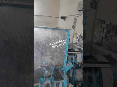 Soap Vacuum Plodder Machine