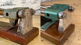 Manual Tile Cutter Restoration