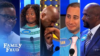 Family Feud's BEST BLOOPERS And EPIC FAILS!!! | Part 7