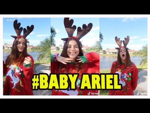 Newest Baby Ariel Tik Tok December 2018