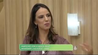 Manhã Leve com Maria Candida - Larissa Fonseca fala sobre autonomia e delegar tarefas para os filhos