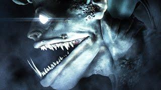 Um jogo de terror subaquático com um final TÃO INACREDITÁVEL que senti tristeza - Siren Rex Maria
