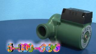 DAB A 80/180 T циркуляционный насос от компании ПКФ «Электромотор» - видео