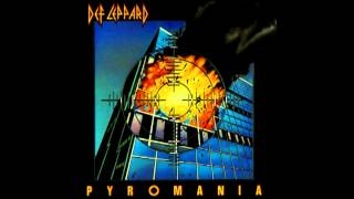 Def Leppard - Billy's Got A Gun
