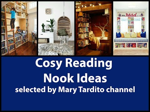 Cozy Reading Nook Ideas - Interior Design Inspiration Mp3