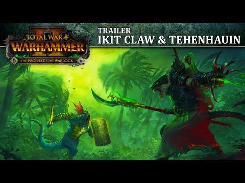 Total War: WARHAMMER 2 - The Prophet & The Warlock Trailer thumbnail