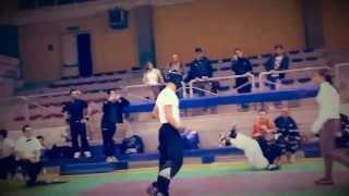 preview picture of video '1° Fase Campionato Regionale Kickboxing -70kg Casalnuovo di napoli 2013(Patraş Marian)'