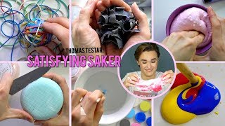 THOMAS TESTAR: SATISFYING SAKER