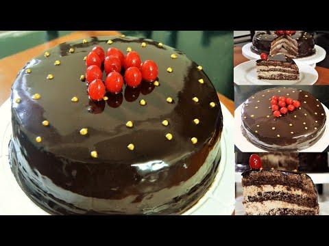 ഓവനില്ലാതെ അടിപൊളി ചോക്ലേറ്റ് കേക്ക് 👌😋ആർക്കും എളുപ്പത്തിൽ തയ്യാറാക്കാം /Chocolate Cake Without Oven