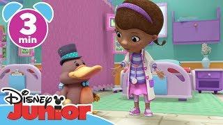 Stamming på Disney JR - Doktor McStuffins