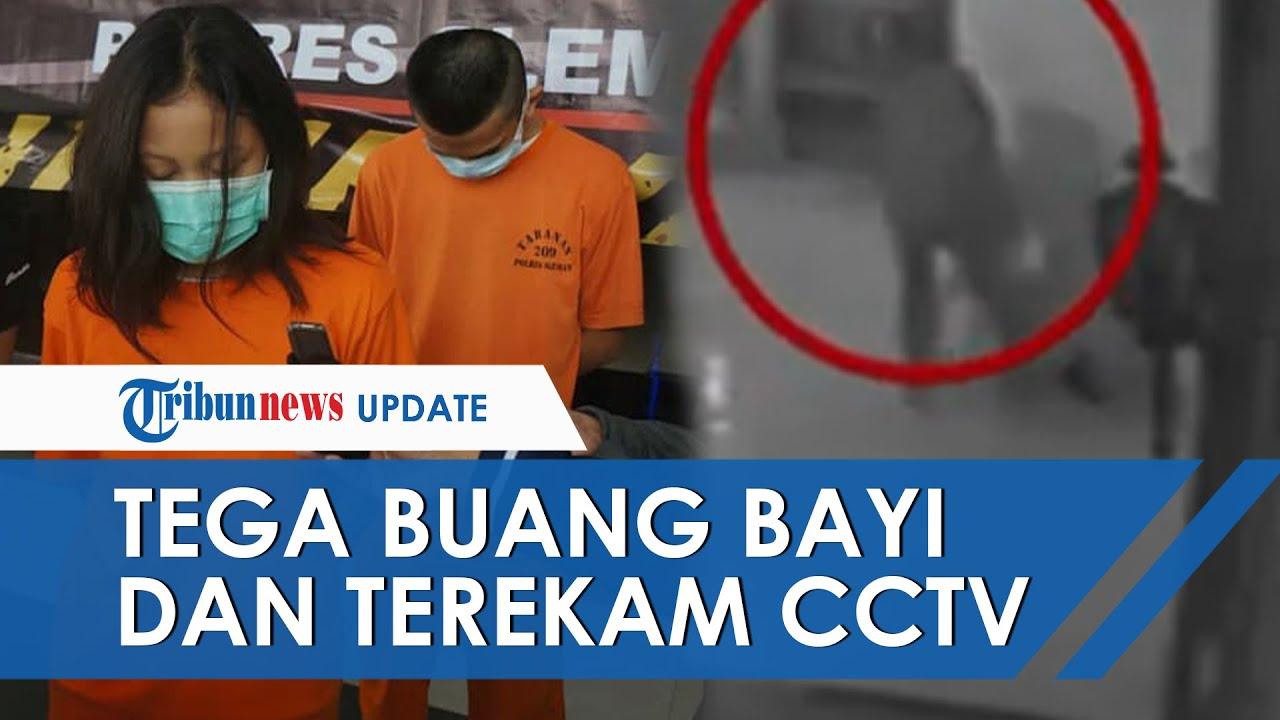 Buang Bayinya di Teras Rumah Warga hingga Terekam CCTV, Sepasang Kekasih Ini Mengaku Malu