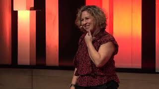 Ofra Graicer - In SOD we trust strategy and the art of letting go - TEDxBudapestSalon