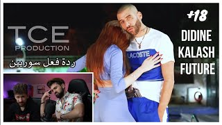 Didine kalash- Future (Official Music Video) beat by Josh Petruccio Reaction تحميل MP3