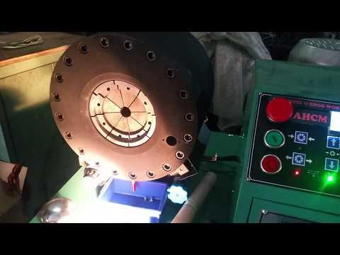 MS Rod Crimping Machine