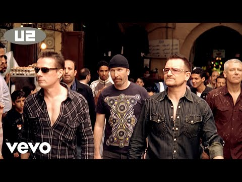 U2 - Magnificent (Official Video)