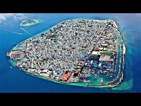 17 dichtbevolkte plaatsen op de aarde (08.19)