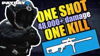 ONE SHOT Dozer Killer build UPDATED 2020! (Payday 2)