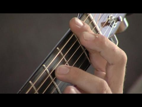 How To Play F Minor 7 Chord On Your Guitar