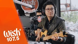 "Orange and Lemons performs ""Kailangan Kita"" LIVE on Wish 107.5 Bus"