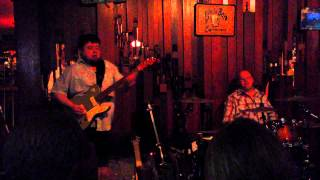 Damon Fowler, Little Bar, 3-2-14, Old Fools, Barstools and me