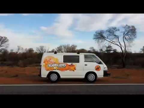 Van Hire Travel Vans On A Budget Travellers Autobarn