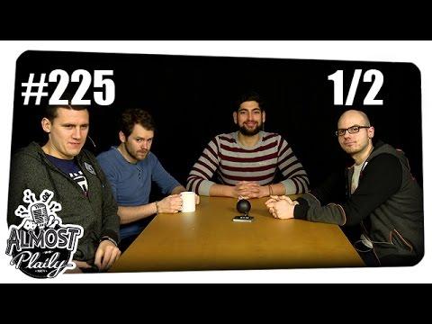 [1/2] Almost Plaily #225 | Tick Tack Boom mit Gunnar, Gregor, Gino und Ralph Gunesch | 17.02.2016