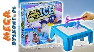 Nie połam lodu • Hasbro Gaming • Gry dla dzieci