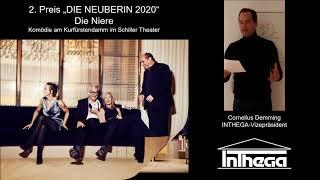 """""""Die Niere"""" – 2. Preis DIE NEUBERIN 2020"""