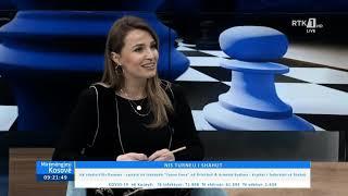 Mysafiri i Mëngjesit - Filiz Pasoma & Armend Budima 06.03.2021