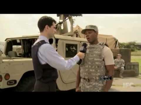 Autistický reportér a ztráty v Afghánistánu
