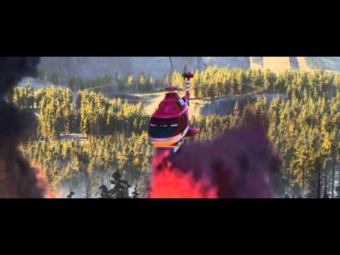 Planes: Fire & Rescue (Clip 'All In')