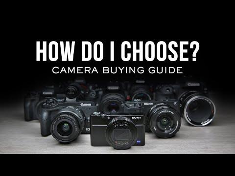2019 Holiday Season Camera Buying Guide