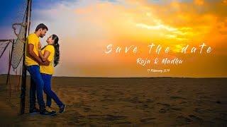 Imaikkaa Nodigal   Neeyum Naanum   SAVE THE DATE 2019   RAJA & MADHU   SHAKIR PHOTOGRAPHY  