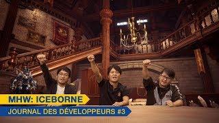 [Monster Hunter World: Iceborne] - Journal des Développeurs #3 - PS4, XBOX ONE, PC