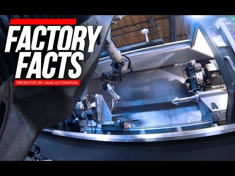Haas Automation presents Factory Facts