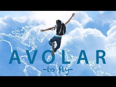 AVOLAR - To Fly a documentary short by Michael J. Alvarez