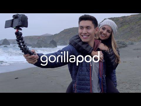 Joby Stand GorillaPod 5K (Plastica ABS, Acciaio inossidabile, Alluminio)