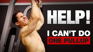 From 0 to 5 Pullups in 22 Days (GUARANTEED!)