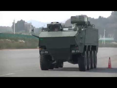 New Japanese 8x8 APC/IFV (VIDEO 2)