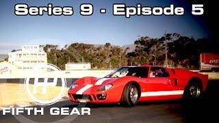 Fifth Gear: Series 9 Episode 5